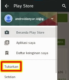 cara redeem google play gift card