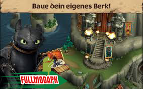 Game Dragon: Rise of Berk Unlimited Money v1.26.5 Mod Apk Android Terbaru Gratis
