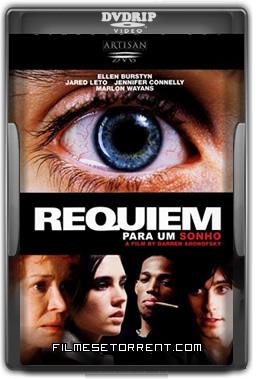 Requiem Para um Sonho Torrent - DVDRip Dual Áudio 2000