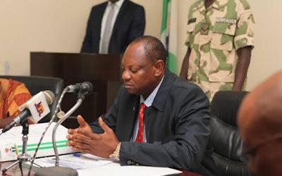 Buhari Sacks Paul Boroh, Coordinator Of Amnesty Programme