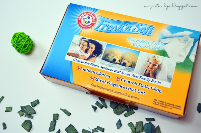 chusteczki fresh soft