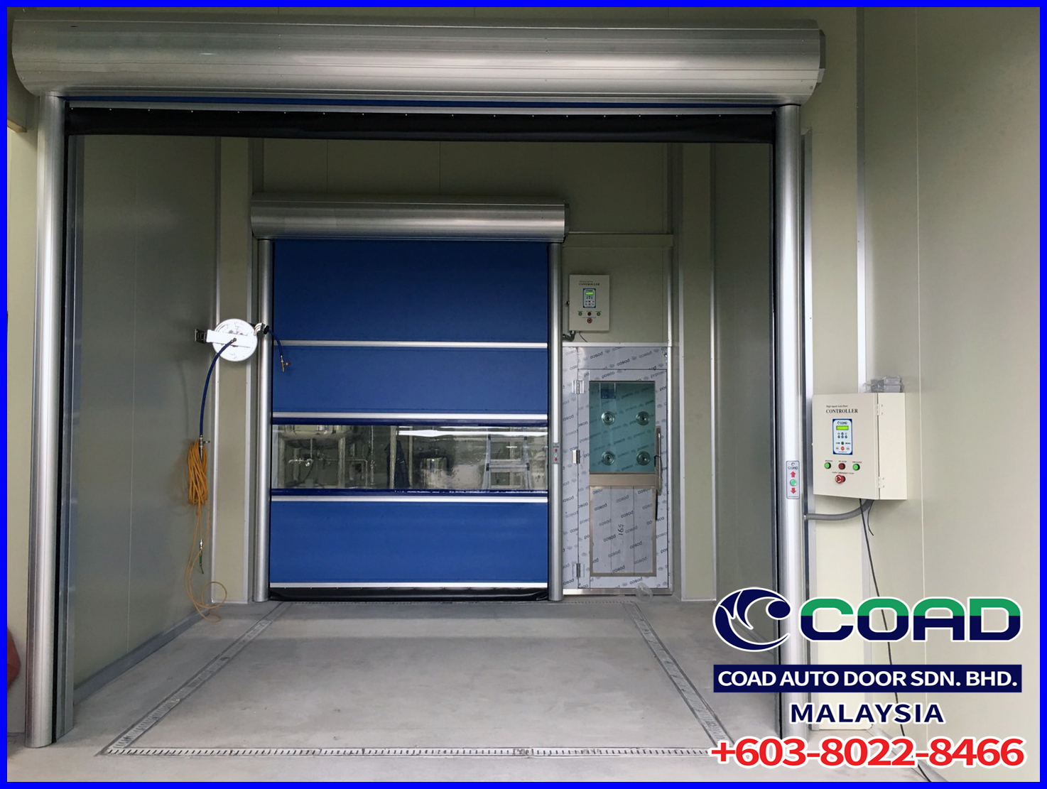 Coad High Speed Door Malaysia, High Speed Door, High Speed Door Malaysia,  Rapid
