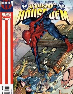 House of M: Spider-Man #1 PDF