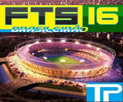 FTS 16 Brasileirão e Estaduais (ANDROID) 2016 - Download