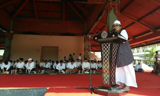 Sambut Ramadhan, Pemkab Rowah Bersama Ratusan Yatim