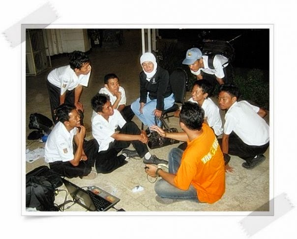 Gathering di Balai Pemuda