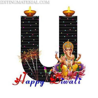 Diwali U name image