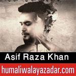http://www.humaliwalayazadar.com/2014/10/asif-raza-khan-nohay-2007-to-2015.html