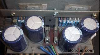TDA7294 power amplifier
