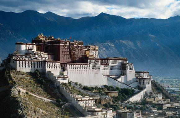 Kota di Tibet