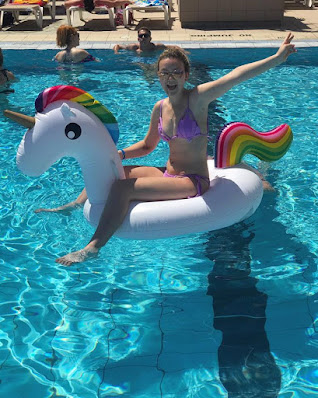 unicorn pool float in Malta