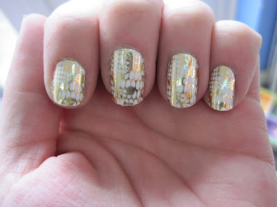 Nail Rock Nail Wraps
