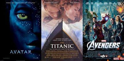 Daftar 50 Film Tersukses dan Terlaris Sepanjang Masa