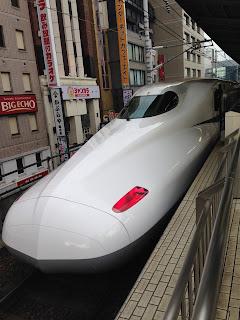 Sushi, Genki, Shinkansen