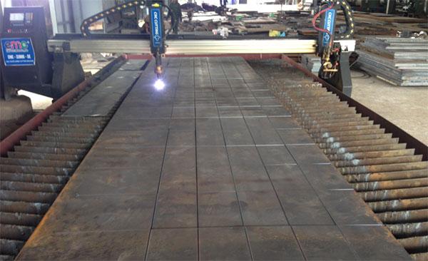 Máy cắt bản mã laser