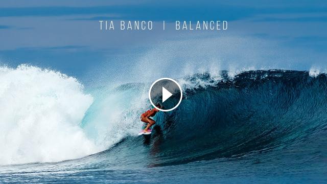 Tia Blanco Balanced