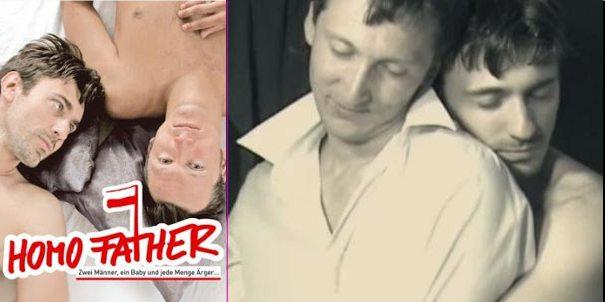 Homo father, película