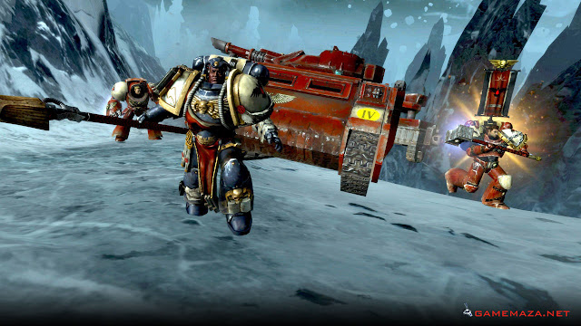 Warhammer 40000 Dawn of War II Chaos Rising Gameplay Screenshot 2