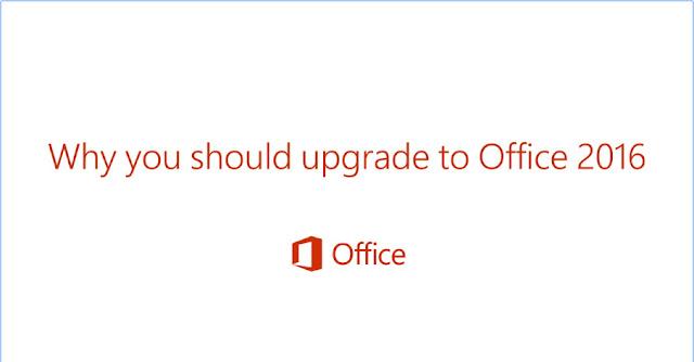 Tại sao bạn nên nâng cấp lên Office 2016?