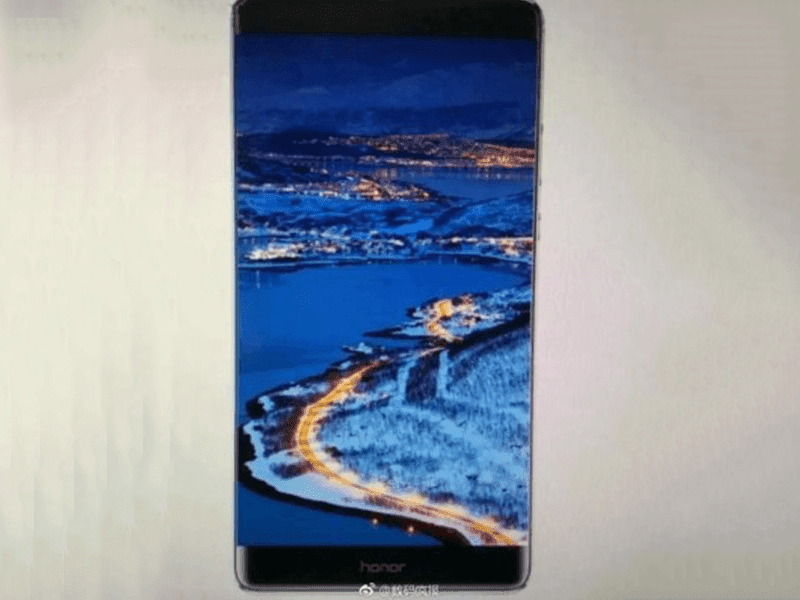 The Honor Note 9?