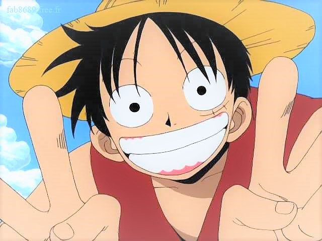 fc37144a004 In any conditions after battling, Luffy is unable to lose his cloudless  face. Read>>. Get Closer to Straw Hat Pirates · Cool Characters in One  Piece .
