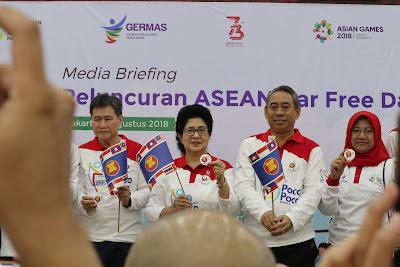 ASEAN Car Free Day (ACFD) Promosikan Gaya Hidup Sehat juga Mempersatukan Masyarakat
