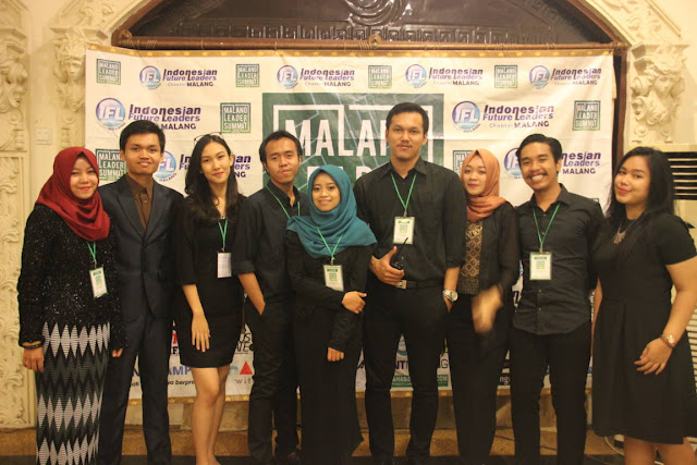 Malang Leader Summit 2015, Gustian Ri'pi