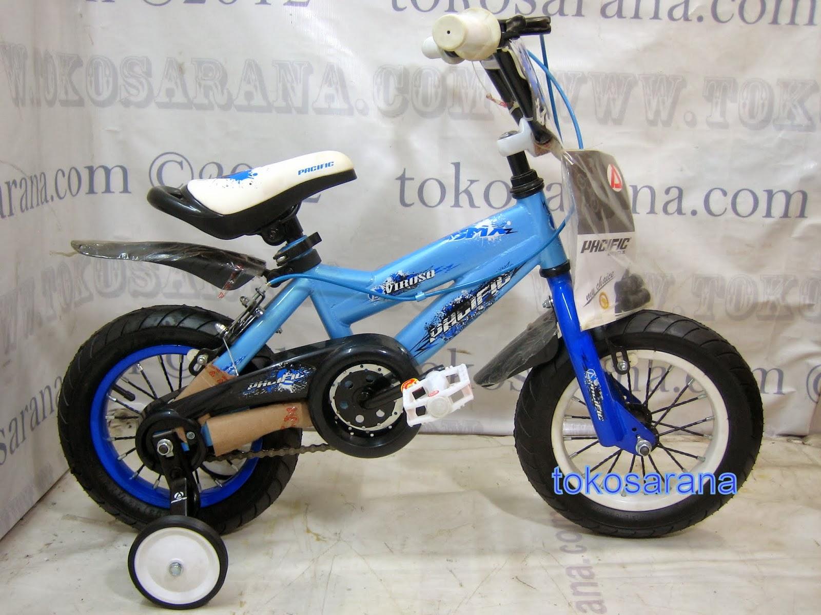 Sepeda Anak Pacific Viroso 12 Inci 3