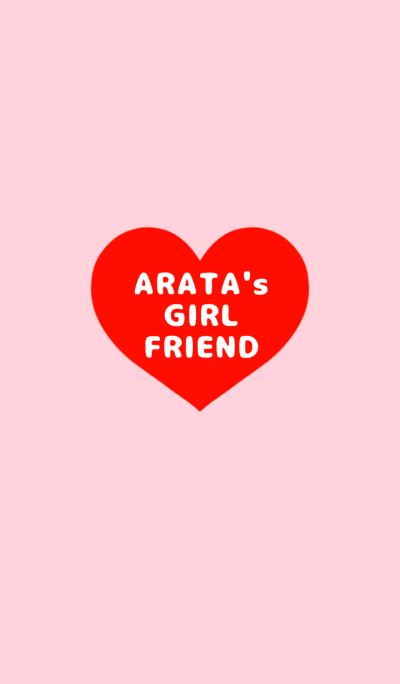 ARATA's GIRLFRIEND