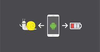 Smartphone Lemot dan Boros Baterai, Ini Penyebabnya