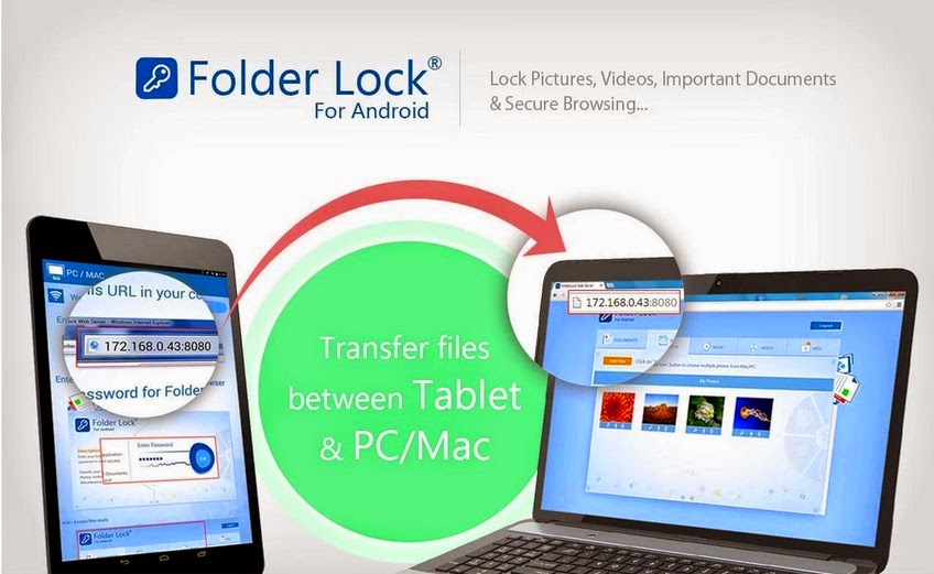Folder Lock App For Android Free Download (APK)