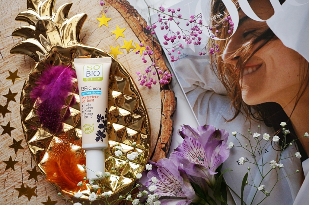 So'Bio etic bb cream naturalny makijaż marsylskie.pl