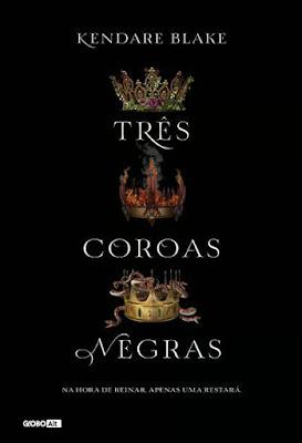 [Novidade] Três Coroas Negras na @GloboLivros