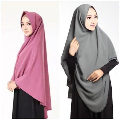 Model hijab syari 2019