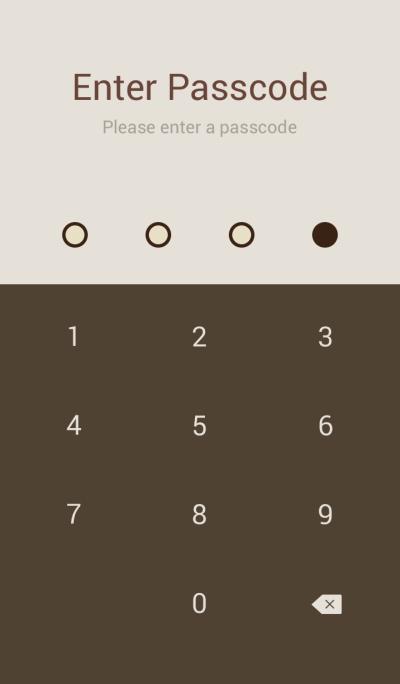 SIMPLE*brown*