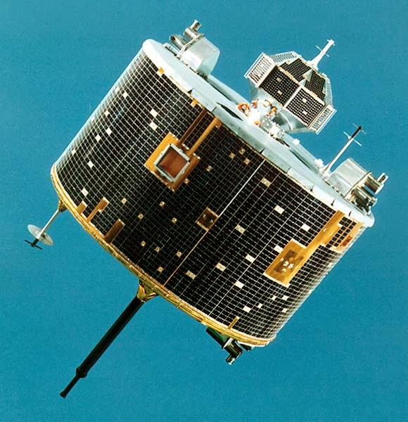 Resultado de imagen para sonda Hiten