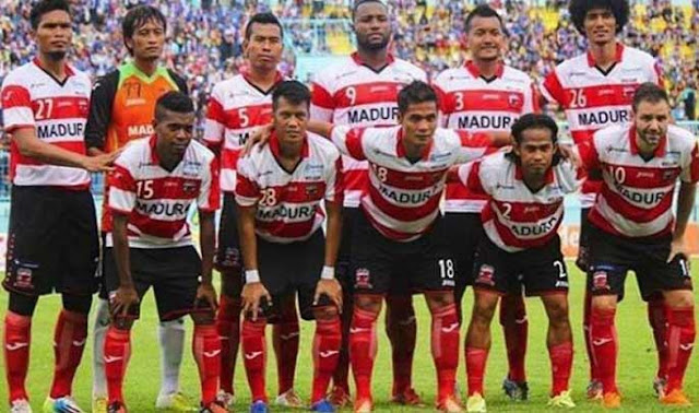 Prediksi Bola Madura United vs Gersik United 1 Juni 2017 Hari Ini