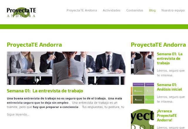 Web ProyectaTE Andorra Programa Mejora Empleabilidad Innodes Consultores Alcorisa Teruel.jpg