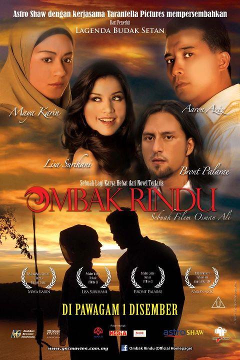 Review Filem Ombak Rindu