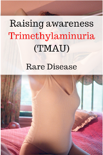 Raising awareness Trimethylaminuria (TMAU) also known as fish odor syndrome or fish malodor syndrome