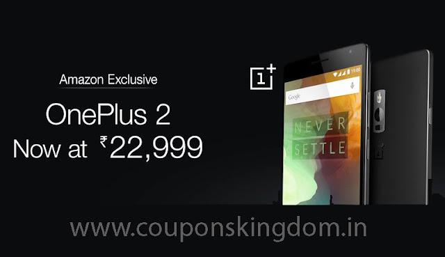 oneplus 2 amazon, oneplus 2 price, oneplus 2 review, oneplus 2 specs, oneplus two review, Amazon India Coupons, Best Mobiles, Mobiles, amazon india shopping, amazon india mobiles,