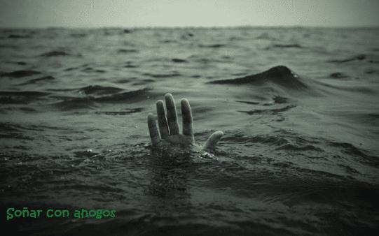 Significado de soñar que te ahogas