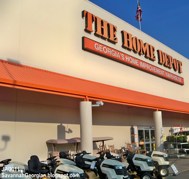 Www Home Depot Store: SAVANNAH GEORGIA Chatham Restaurant Attorney Bank Dr