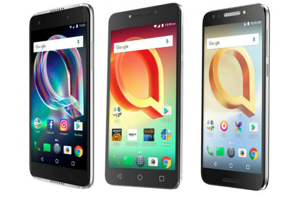 Gadget Blaze: Alcatel Idol 5S, A50 and A30 Plus with Android