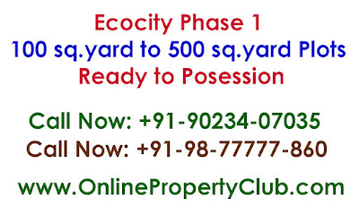 Ready to Posession Plots Available For Sale in GMADA Ecocity Phase 1 New Chandigarh