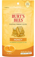 Burts Bees Honey And Pomegranate Throat Drops