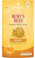 Burts Bees Honey And Pomegranate Throat Drops