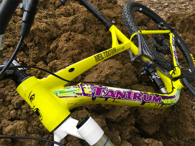 Tantrum Cycles Introduces Two New Brian Berthold Designs
