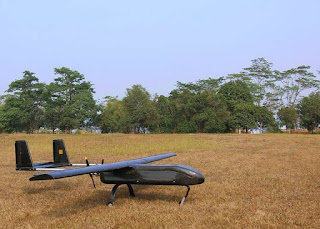 UAV LSU-03 Full Carbon