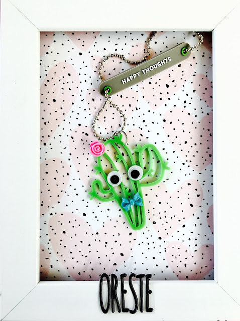 Cactus Charms by Angela Tombari for Yuppla Craft DT